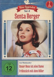 Kino-Legenden Vol.8-Senta Berger
