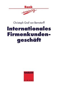 Internationales Firmenkundengeschäft