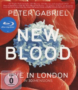 New Blood-Live In London (3D)
