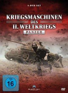 Kriegsmaschinen des 2. Weltkriegs - Panzer