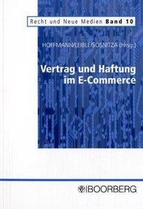 Vertrag und Haftung im E-Commerce