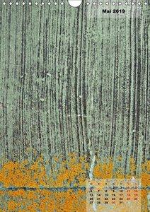 Bunte Wandgeschichten (Wandkalender 2019 DIN A4 hoch)
