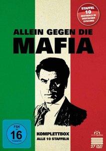 Allein gegen die Mafia - Komplettbox - Alle 10 Staffeln