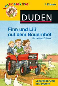 Finn und Lili auf dem Bauernhof (1. Klasse)