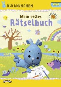 KiKANiNCHEN - Mein erstes Rätselbuch