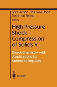 High-Pressure Shock Compression of Solids V