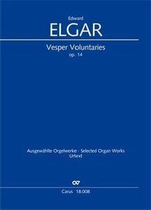 Vesper Voluntaries, für Orgel, Partitur