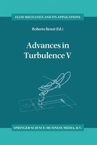 Advances in Turbulence V
