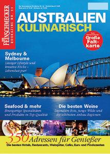 DER FEINSCHMECKER Bookazine Australien kulinarisch