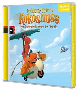Der Kleine Drache Kokosnuss - Hörspiel zur TV-Serie 04