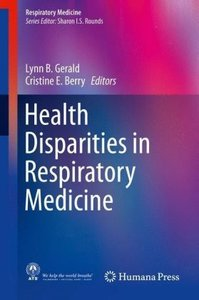 Health Disparities in Respiratory Medicine