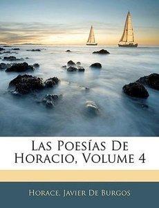 Las Poesías De Horacio, Volume 4