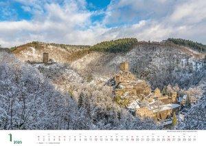 Eifel 2020 Bildkalender A2 quer