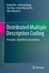 Distributed Multiple Description Coding