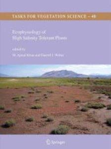Ecophysiology of High Salinity Tolerant Plants