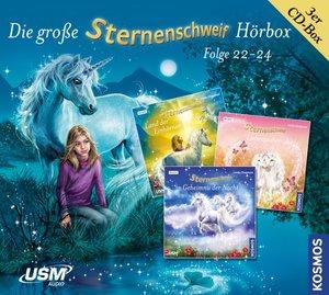 Die Große Sternenschweif Hörbox Folge 22-24 (3 CD)