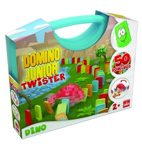 Domino Express Junior Twister Dino