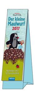 Der kleine Maulwurf 2017 Lesezeichenkalender
