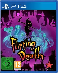 Flipping Death (PlayStation PS4)