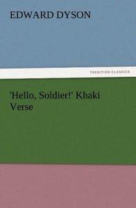 'Hello, Soldier!' Khaki Verse