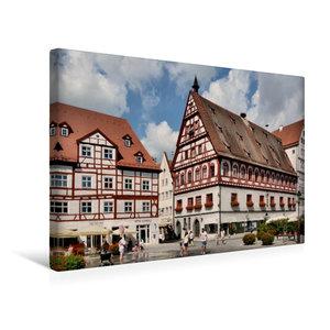 Premium Textil-Leinwand 45 cm x 30 cm quer Brot - und Tanzhaus