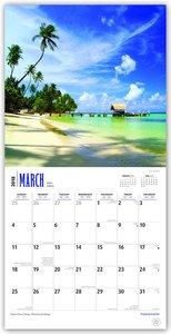 Tropical Islands - Tropeninseln 2018 - 18-Monatskalender