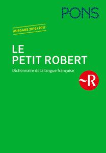 PONS Le Petit Robert 2016/2017