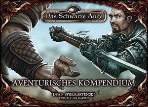 DSA5 Kartenset Aventurisches Kompendium