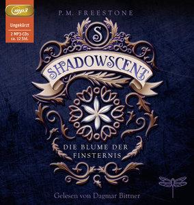 Shadowscent, 2 Audio-CDs, MP3 Format