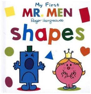 Mr. Men: My First Mr. Men Shapes