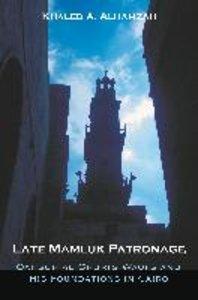 Late Mamluk Patronage