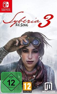 Syberia 3 (Nintendo Switch)