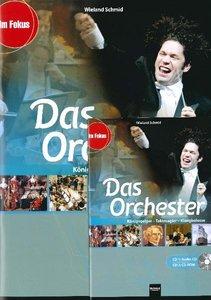 Das Orchester. Ermäßigtes Paketangebot mit Heft und Audio- und C