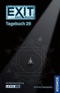 EXIT - Das Buch - Tagebuch 29