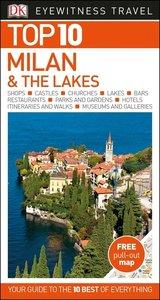DK Eyewitness Travel Top 10 Milan and the Lakes