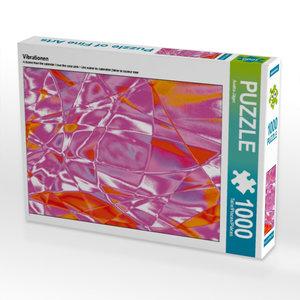 Vibrationen 1000 Teile Puzzle quer