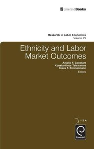 Ethnicity and Labor Market Outcomes