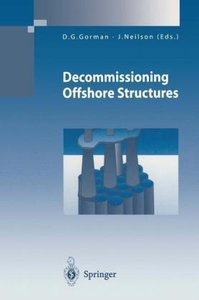 Decommissioning Offshore Structures