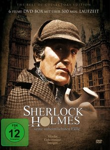 Sherlock Holmes Deluxe Edition (2 DVDs)