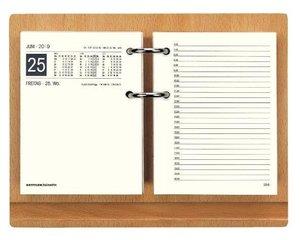 Holzuntersatz 333 für Umlegekalender