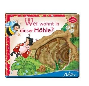 Käfer & Biene: Wer wohnt in dieser Höhle?