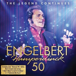 Engelbert Humperdinck: 50 (2CD)
