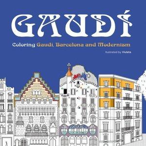 Gaudi Coloring