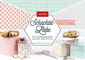 Schachtel-Liebe pastell