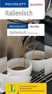 Polyglott Sprachführer Italienisch - Buch mit Nenüflip