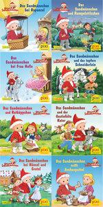 Pixi-Bundle 8er Serie 230: Das Sandmädchen im Märchenwald