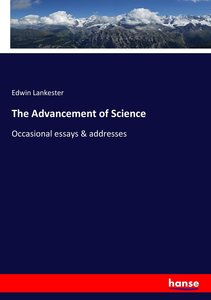 The Advancement of Science