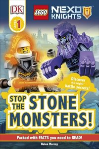 LEGO® NEXO KNIGHTS Stop the Monsters. Level 1
