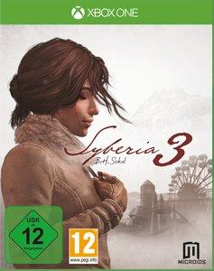 Syberia 3 (von Autor und Zeichner Benoit Sokal)