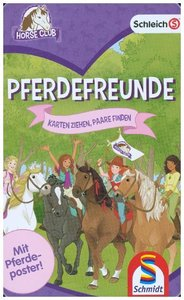 Schleich, Horse Club, Pferdefreunde (Spiel)